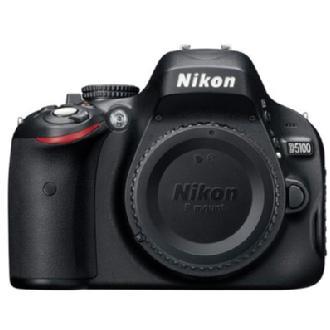 D5100 Digital SLR Camera Body