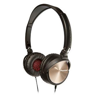 Steel Wheels Headphones (Gold)