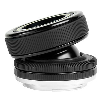 Lensbaby | Composer Pro with Double Glass Optic for Nikon | LBCPDGN
