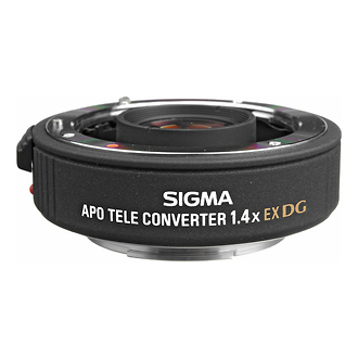 Sigma | 1.4x D