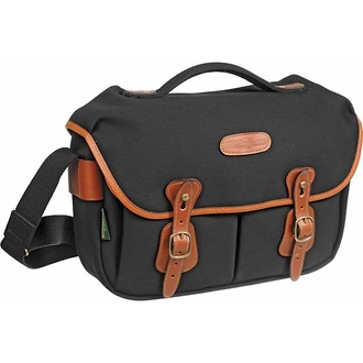 Billingham | Hadley Pro Camera Bag (Black w/ Tan Trim) | 50520170