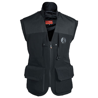Lino Pro Photo Vest (XX Large) - Black