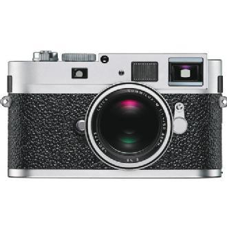 Leica   M9-P Digital Rangefinder Camera Body (Silver Chrome)   10716