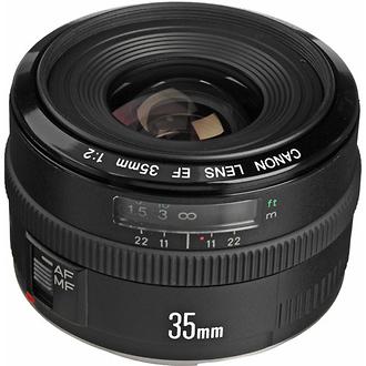 EF 35mm f/2.0 Wide Angle AF Lens
