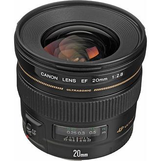 EF 20mm f/2.8 Ultra Wide Angle USM AF Lens