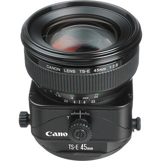 TS-E 45mm f/2.8 Normal Tilt Shift Manual Focus Lens for EOS
