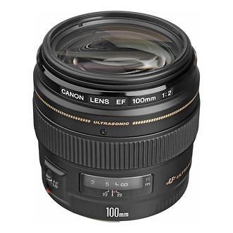 Canon | EF 100mm f/2.0 USM Autofocus Lens | 2518A003