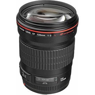 EF 135mm f/2.0L USM Autofocus Lens