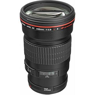 EF 200mm f/2.8L II USM Autofocus Lens