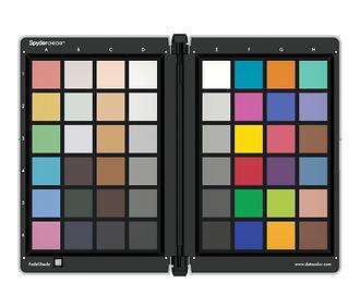 SpyderCheckr Color Calibration Tool for Digital Cameras