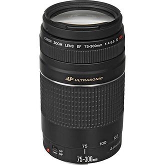 EF 75-300mm f/4.0-5.6 III USM Autofocus Lens
