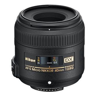 Nikon | 40mm f/2.8G AF-S DX Micro-Nikkor Lens | 2200