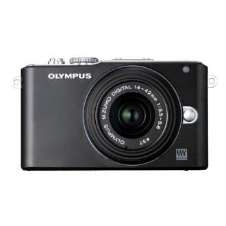 Olympus | E-PL3 Digital Camera with 14-42mm Lens (Black) | V205031BU000