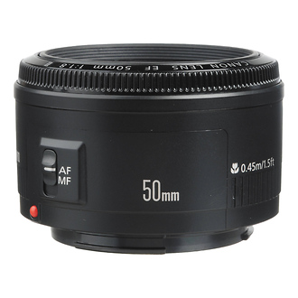EF 50mm f/1.8 II Autofocus Lens