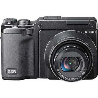 Ricoh | GXR Digital Camera Body with P10 28-300mm Lens Kit | 170553