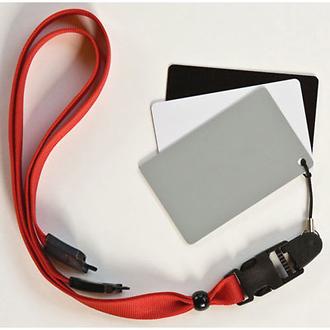 DGK-2 Premium White Balance Card Set