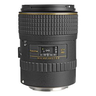 Tokina 100mm Macro Lens for Canon EOS