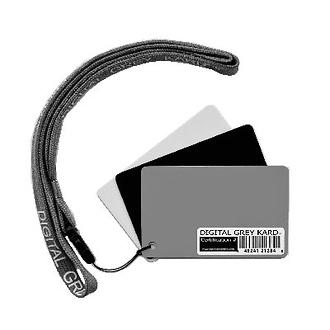 DGK-1 White Balance Card Set