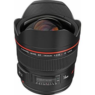 Super Wide Angle EF 14mm f/2.8L II USM Autofocus Lens