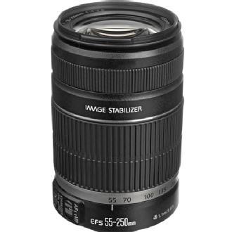 EF-S 55-250mm f/4-5.6 IS II Lens