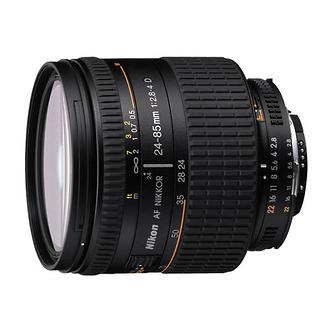 AF Zoom Nikkor 24-85mm f/2.8-4.0D IF AF Lens