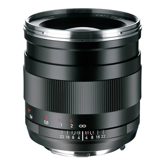 Zeiss | 25mm f/2.0 Distagon T ZE Series Manual Focus Lens for Canon EOS Cameras | 1871766