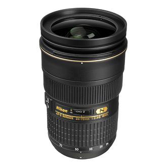 Nikkor 24-70mm f2.8G Zoom Lens For Nikon Cameras