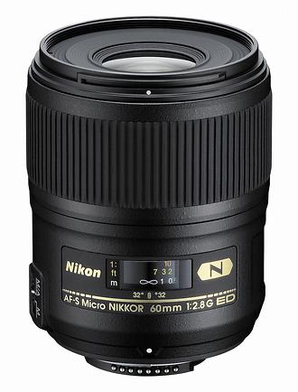 AF-S 60mm f/2.8G ED Macro Lens