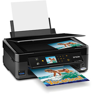 Stylus NX430 Small-in-One All-in-One Printer