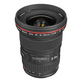 EF 16-35mm f/2.8L II USM Autofocus Lens