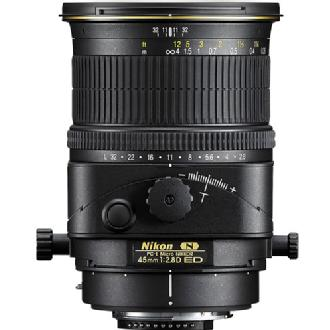 PC-E Micro Nikkor 45mm f/2.8D ED Manual Focus Lens