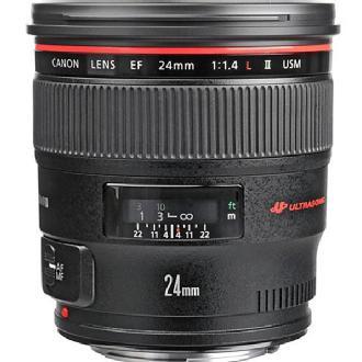 EF 24mm f/1.4L II Wide Angle USM AF Lens