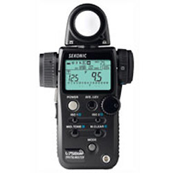L-758C Cine Light Meter