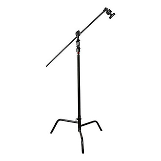 Hollywood C+ Stand, Turtle Base, Grip & Arm Kit Black - 40in.