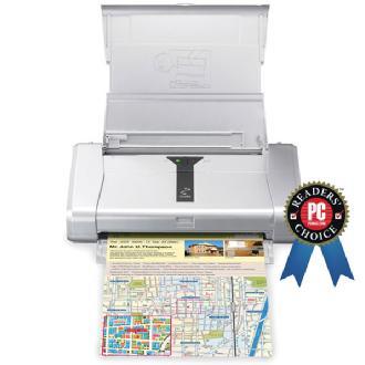 Canon   PIXMA IP100 Compact Letter-Sized Photo Printer   1446B002