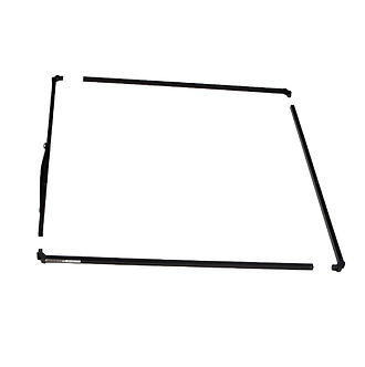 42 x 72in. Medium Scrim Jim Frame