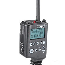 MultiMAX Transceiver, Remote Control Radio Slave Combination Transmitter and Receiver