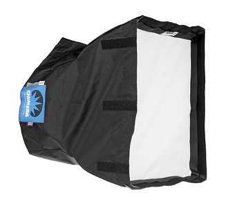 Super Pro Plus Softbox, Silver Interior, Small - 24x32in.