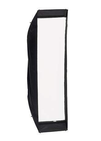 1155 Super Pro Plus Strip Softbox, White Interior, Small - 9x36in.