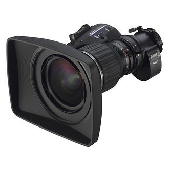 Canon | KH10ex3.6-IRSE HDgc 10x 1/2 In. XDCAM HD Ultra-Wide Angle Lens | KH10EX3.6 IRSE A
