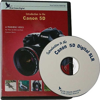 Introduction to the Canon 5D Training DVD