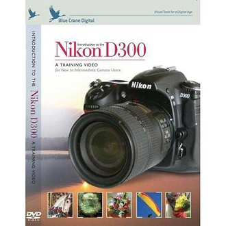 Introduction to the Nikon D300 DVD