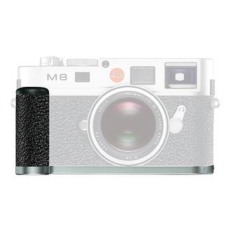 Leica | Handgrip For M Monochrom Camera (Silver) | 14487