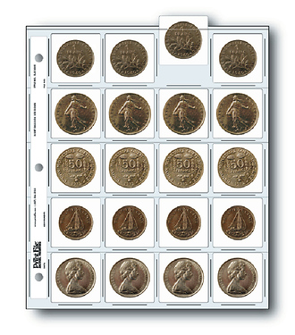 2x2-20HB Coin Collector Page