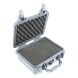 Pelican | 1200 Watertight Hard Case - Silver | PC1200S
