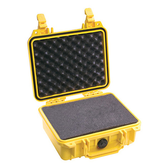 Pelican | 1200 Watertight Hard Case - Yellow | PC1200Y