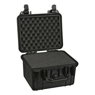 Pelican | 1300 Mini-D Watertight Hard Case - Black | PC1300B