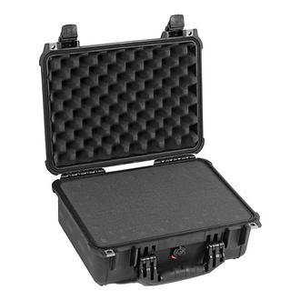 Pelican | 1450 Medium Watertight Hard Case - Black | PC1450B