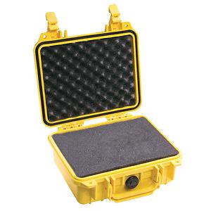 Pelican | 1450 Medium Watertight Hard Case - Yellow | PC1450Y