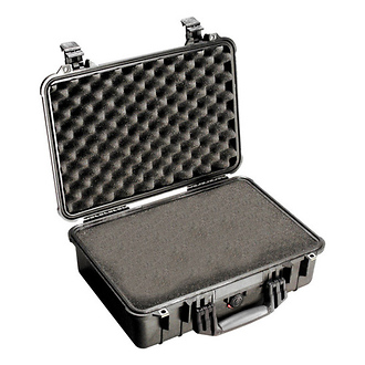 Pelican | 1500 Watertight Hard Case - Black | PC1500B
